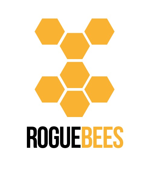 RogueBees-logo-Full